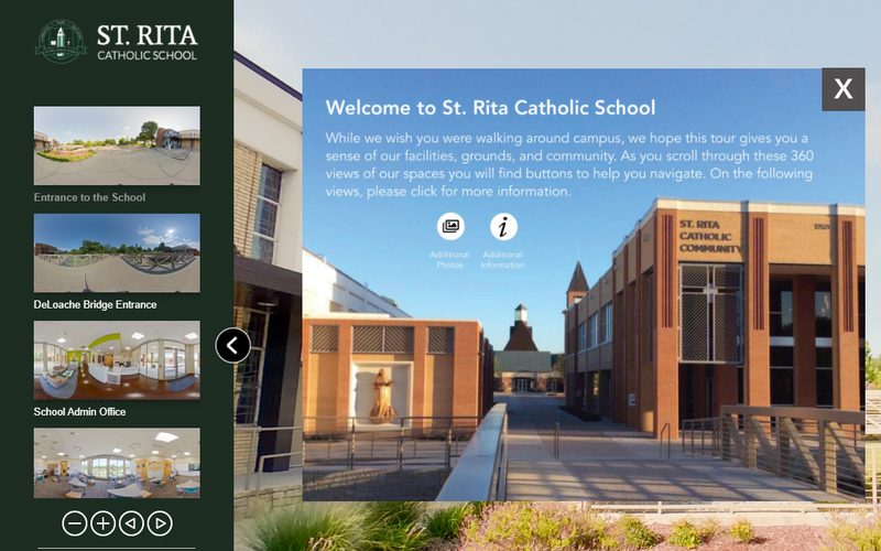View our New Virtual Tour of the School! Thumbnail Image