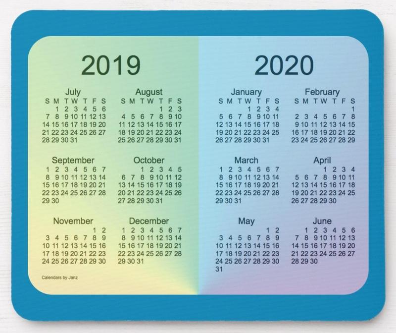 2019-2020 School Year Calendar Featured Photo