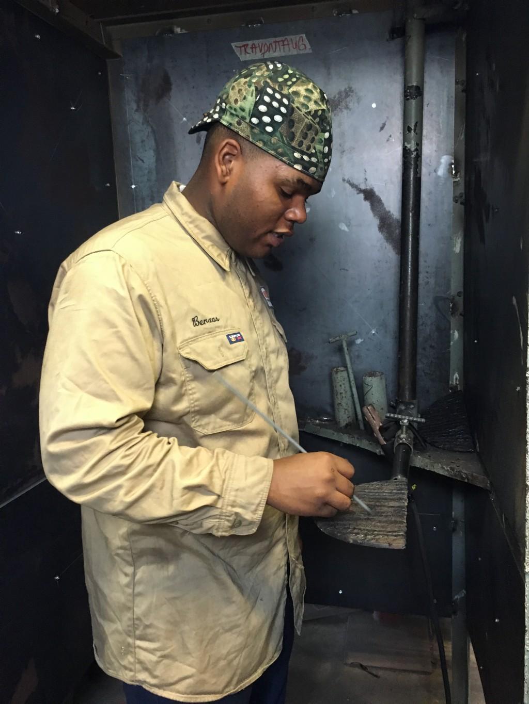 Checking work