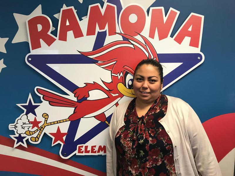 Ramona Elementary Faculty Focus Friday