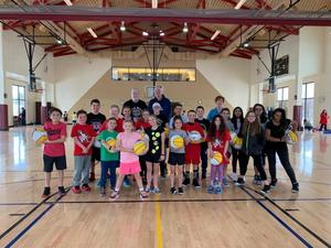 GVA Dragon's basketball team
