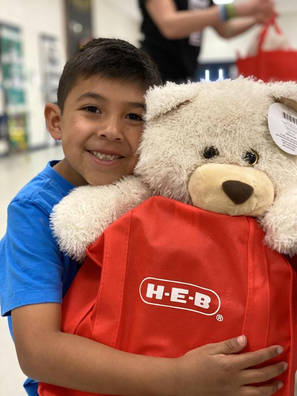Teddy Bear Surprise