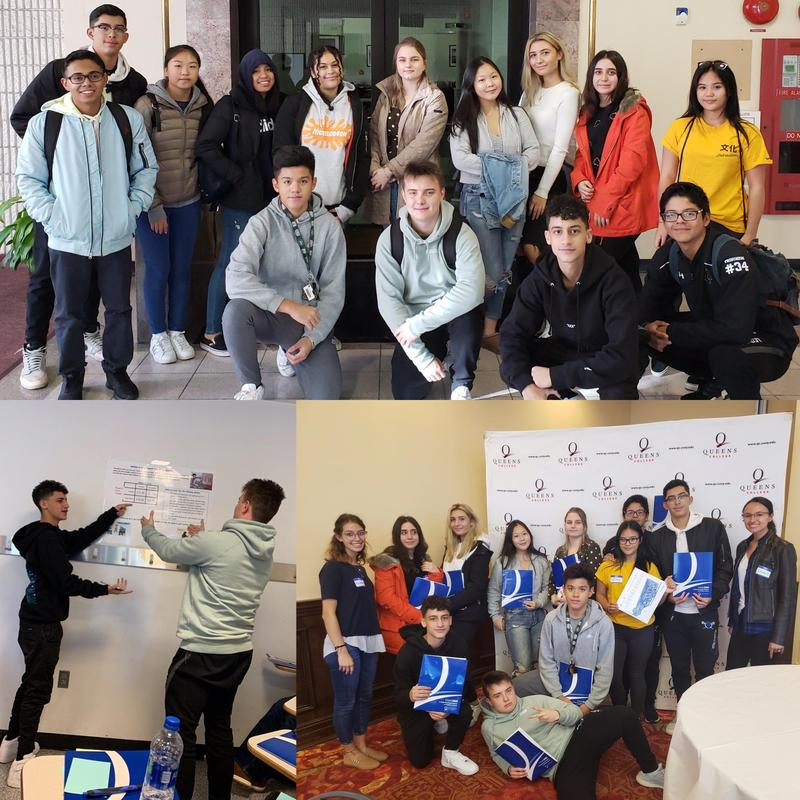 Maspeth High Students @ TIME 2000 Mathematics Conference Featured Photo