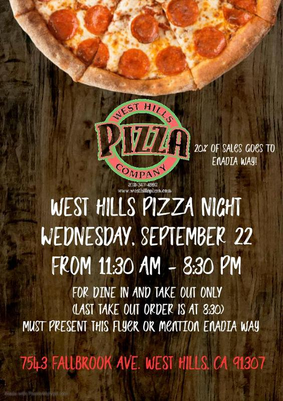 West Hills Pizza Night 9-22-2021 Featured Photo