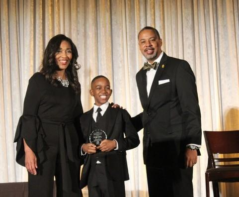 Lancaster ISD Student Wins Dallas Martin Luther King Jr. Center Essay Contest Thumbnail Image