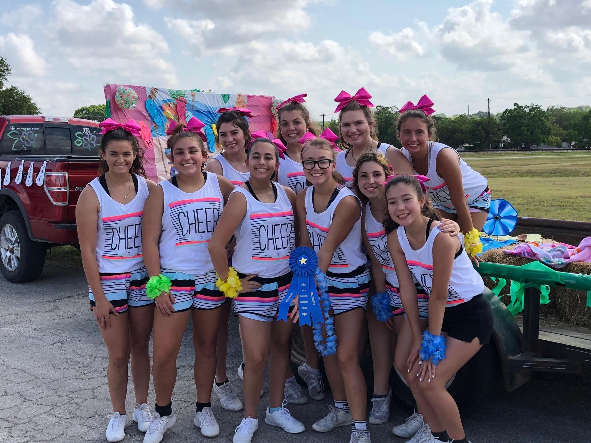 Jamboree Parade
