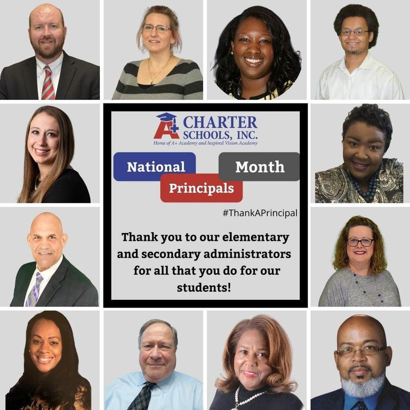 National Principals Month Thumbnail Image