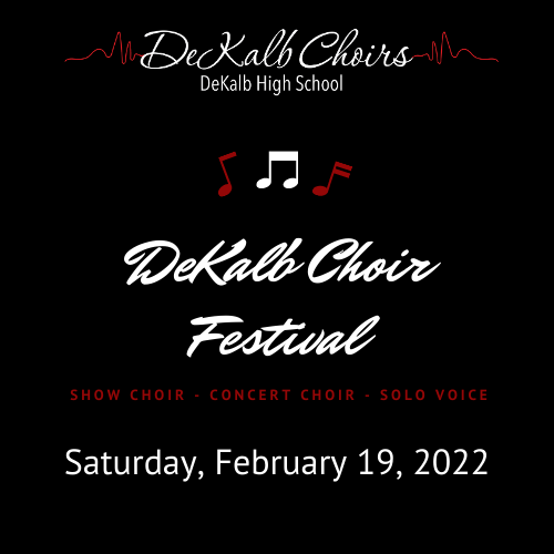 DeKalb Choir Festival 2022