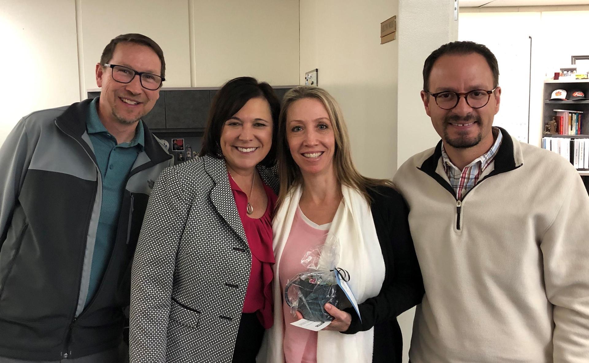Congratulations! Kindness Matters Campaign - March Winner