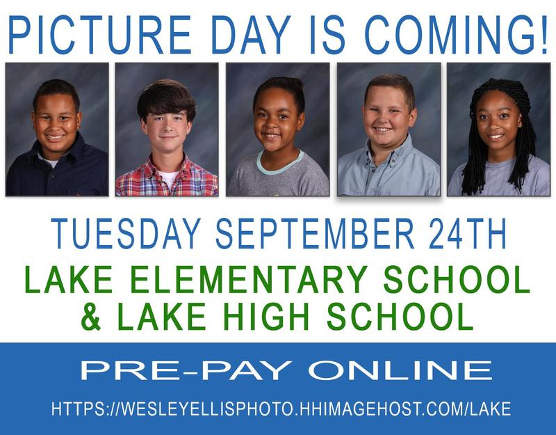 School Picture Day is Coming Soon! Featured Photo