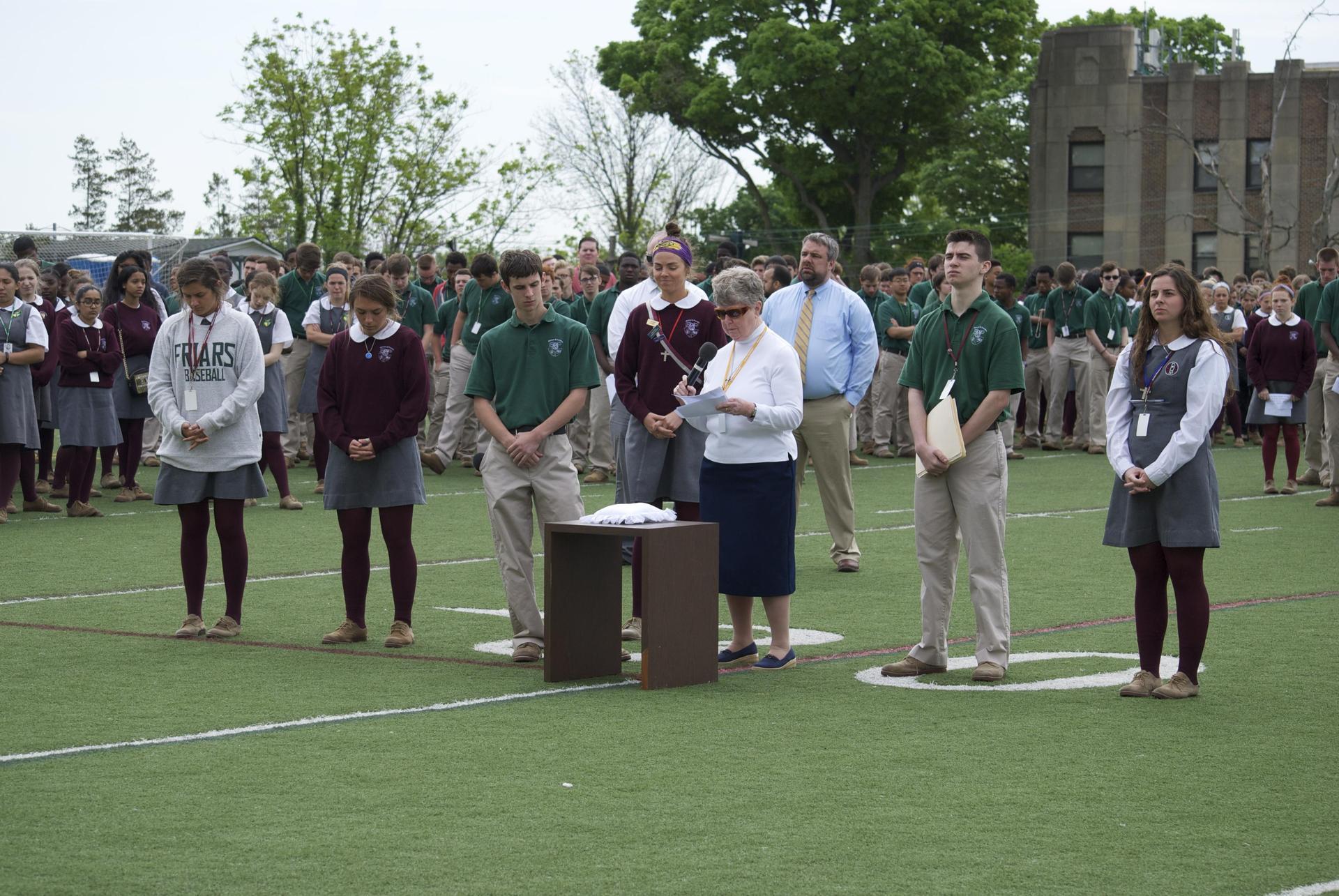 rosary rally