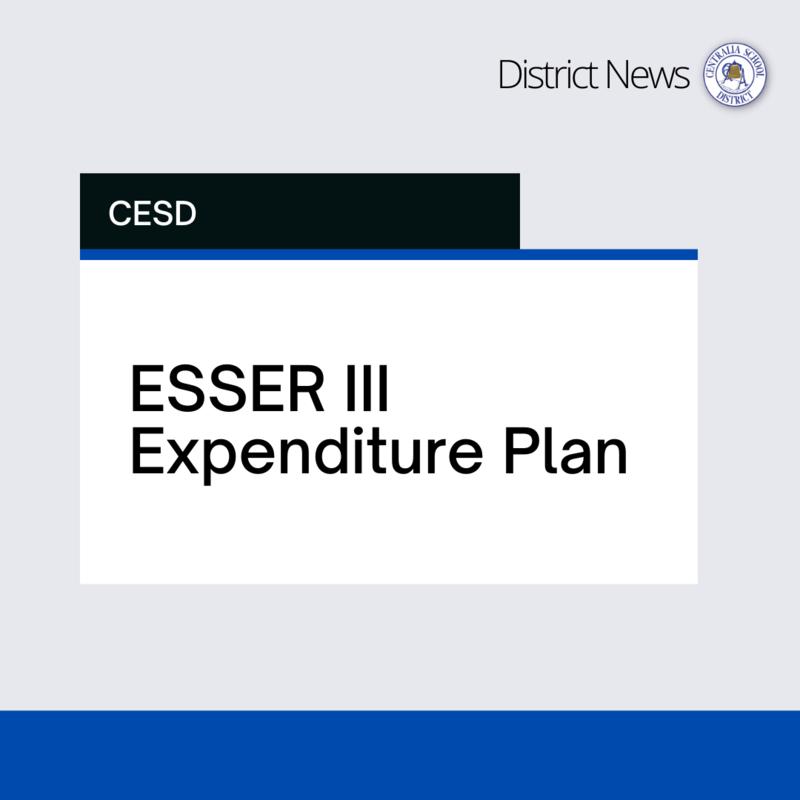 ESSER III Expenditure Plan