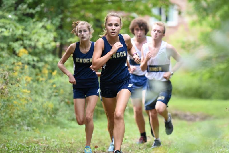 Pic of cross country runners