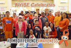 Limb Difference Awareness Day at NYI