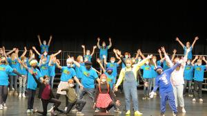 TKMS Cast and Choirs Perform Schoolhouse Rock Jr.