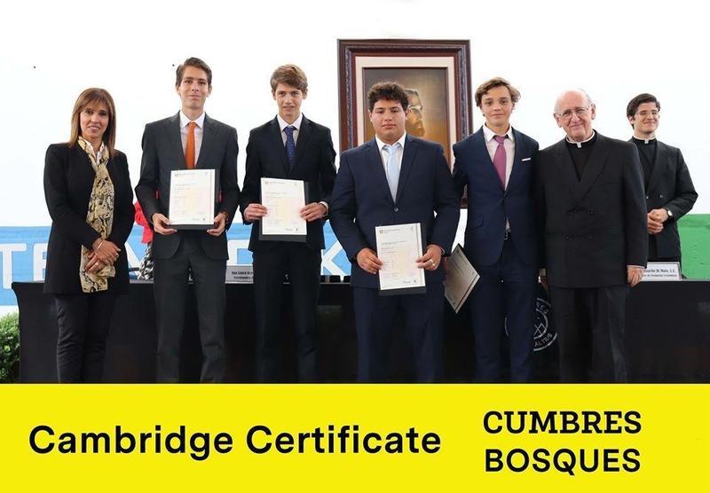 Cambridge Certificate Featured Photo