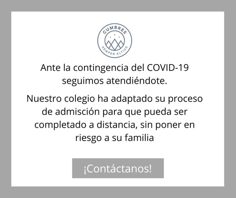 Ante contingencia del COVID-19 seguimos atendiéndote Featured Photo
