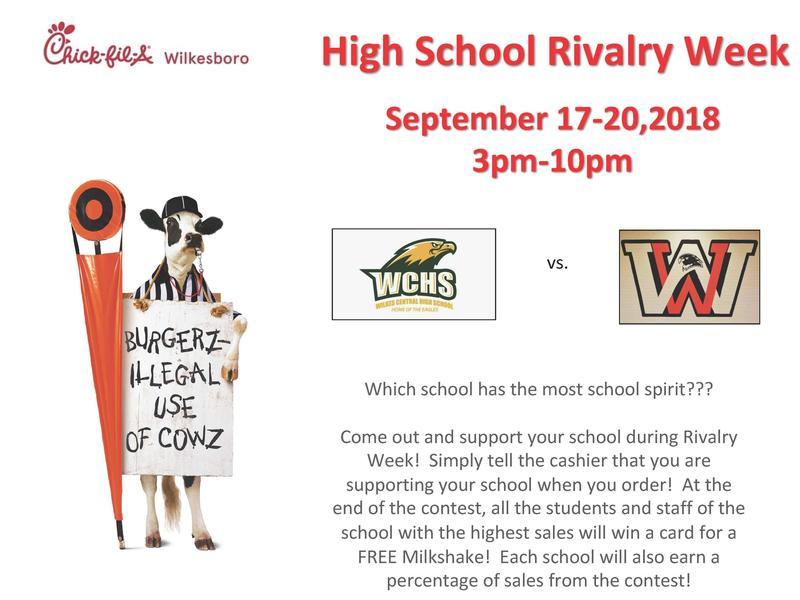 High School Rivalry Week Thumbnail Image
