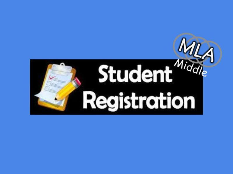 MLA Middle School Registration Day Featured Photo