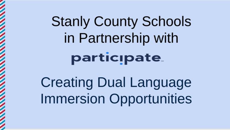 SCS Starts a Dual Language Program Featured Photo