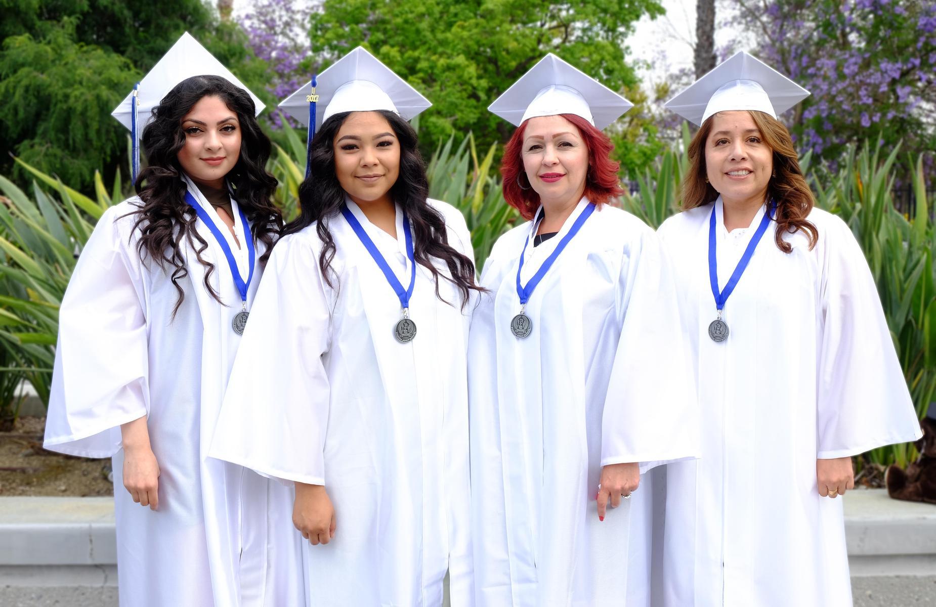 Adult Career Education Graduates