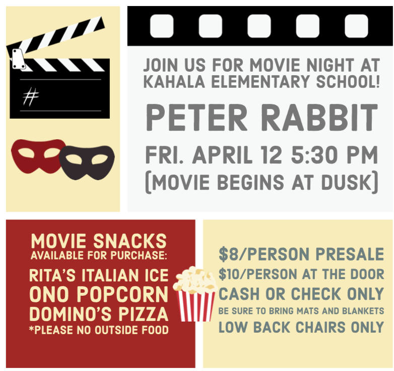 Join Us For PTO Movie Night! Featured Photo