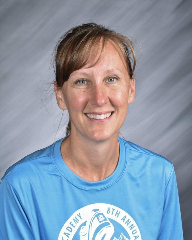 Jacque Schmidt, Assistant Principal HS