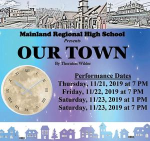 Our Town fall play