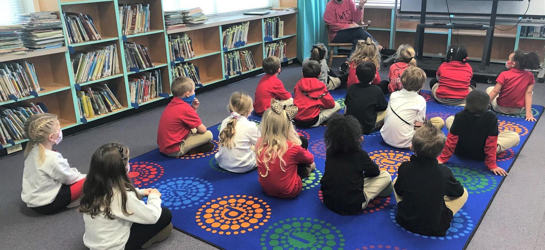 WLE Library Story Time