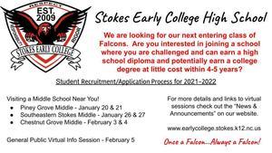 SECHS Recruitment Flyer