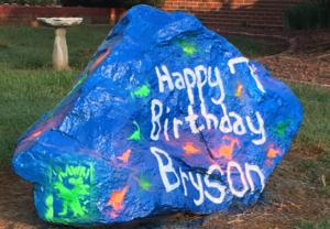 Photo of Spirit Rock - Happy Birthday Bryson