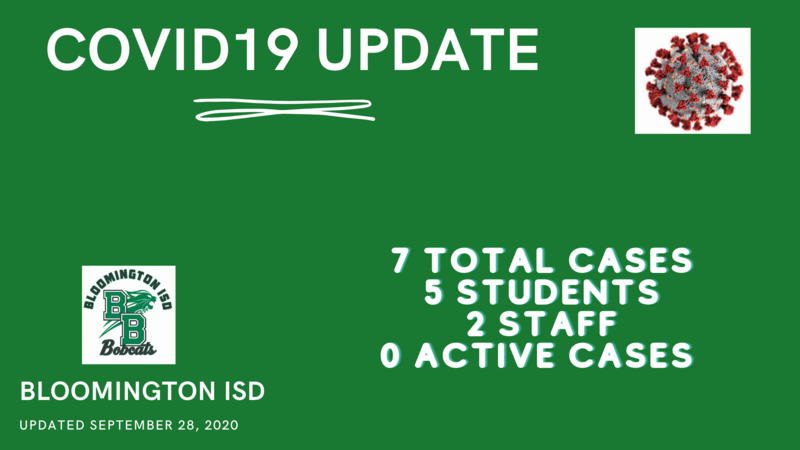 COVID-19 District Updates Thumbnail Image