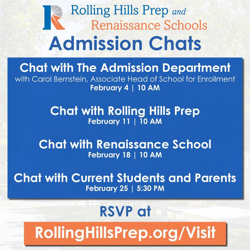 RHP and Ren admission chats