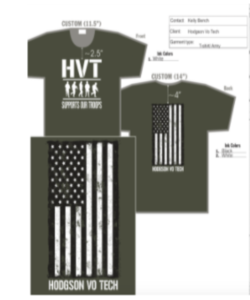 NHS Support the Troops Shirt