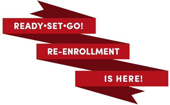 Re-enrollment application form for 2020-2021 school year/ Formulario de solicitud de reinscripción para el año escolar 2020-2021 Featured Photo