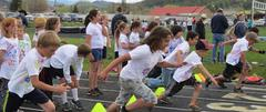 Elementary Students Track & Field Day