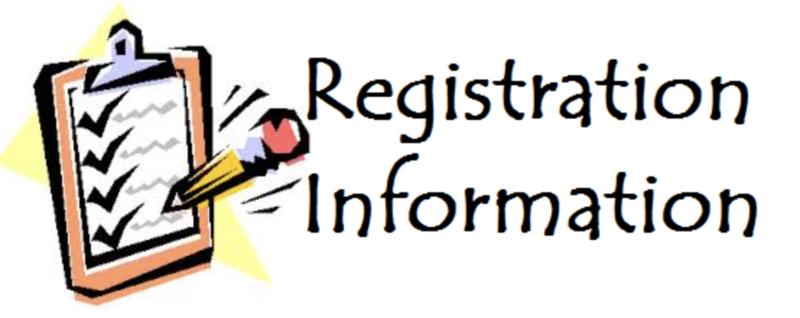 Updated Registration/Orientation Information Featured Photo