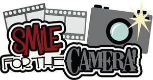 clipart of a camera