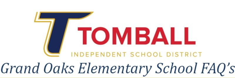 Grand Oaks Elementary FAQ's Logo