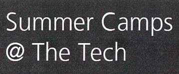 Summer Camps at the Tech logo