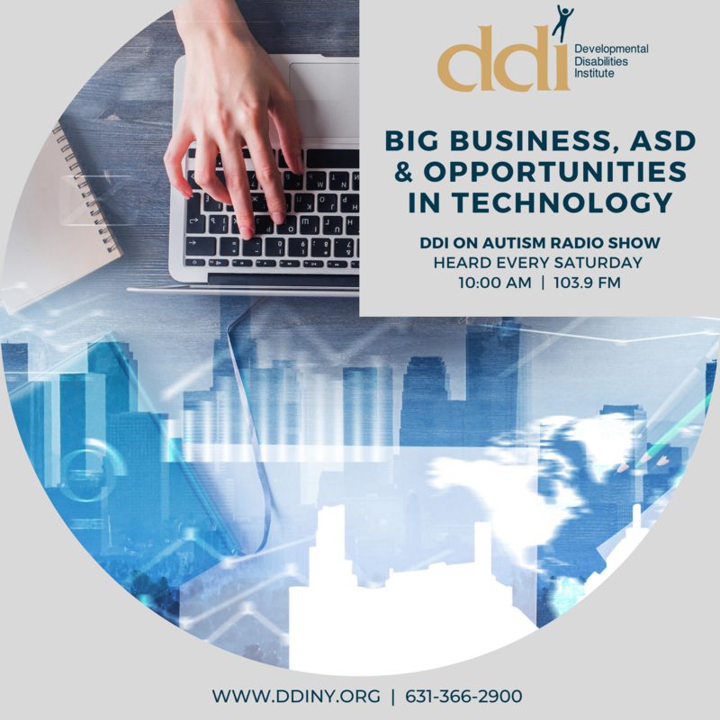 Technology business DDI radio show