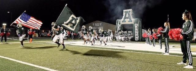 Adairsville Football