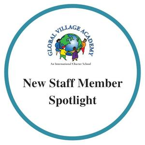 New Staff Member Spotlight