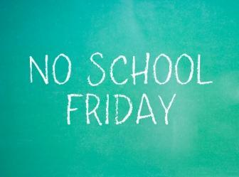 No School on Friday, November 1st Featured Photo