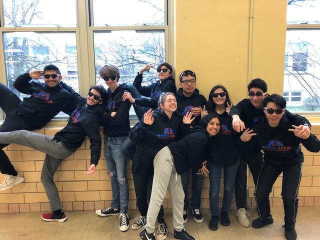 Amundsen Academic Decathlon Team wins 3rd place at State Featured Photo
