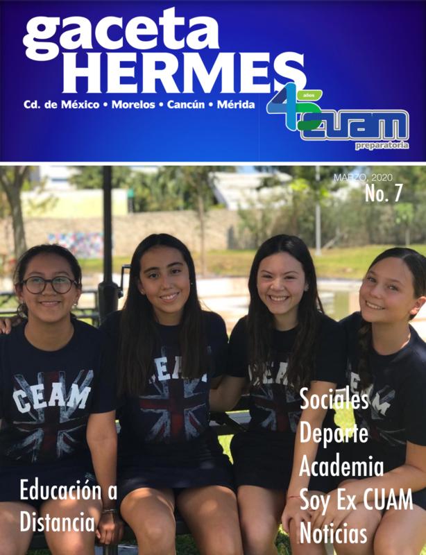 Gaceta Hermes CUAM Marzo 2020