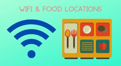 wifi/food