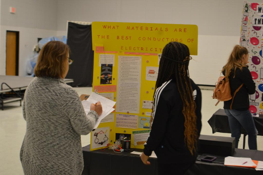 St. Landry Parish Science Fair 2018