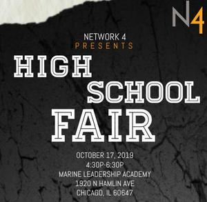 N4  High School Fair Flyer