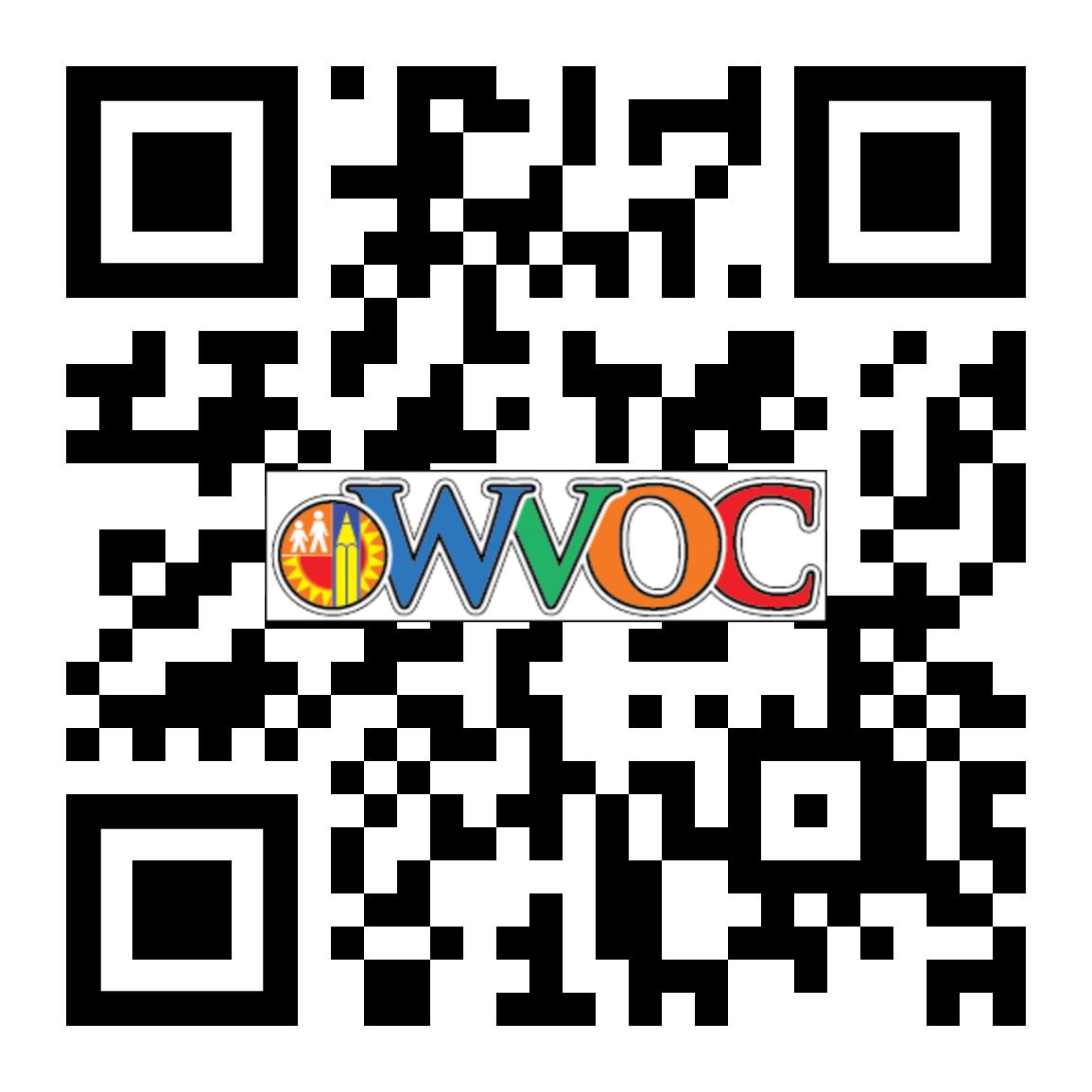 QR Code for WVOCINFO